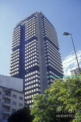 Photograph - Caracas Bank Tower by John  Mitchell