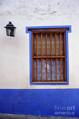 Photograph - Caracas Window Venezuela by John  Mitchell