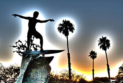 Wall Art - Photograph - Cardiff Kook by Ann Patterson