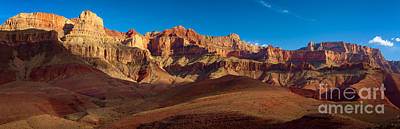 Grand Canyon Photograph - Cardines Panorama by Inge Johnsson