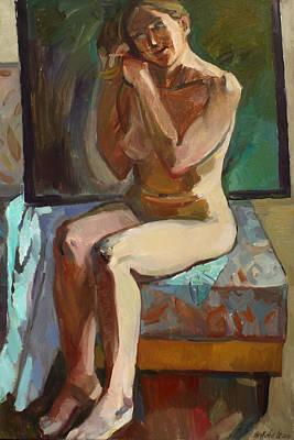 Painting - Carefree Morning by Juliya Zhukova