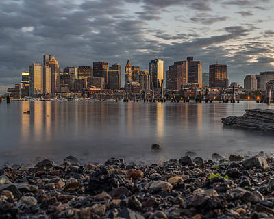 Photograph - Carleton's Wharf by Bryan Xavier