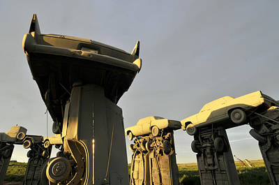 Carhenge Alliance Nebraska Original