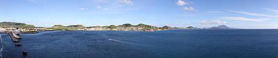 Caribbean Cruise - St Kitts - 12125 Art Print by DC Photographer