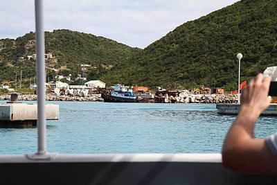 Caribbean Photograph - Caribbean Cruise - St Maarten - 121214 by DC Photographer
