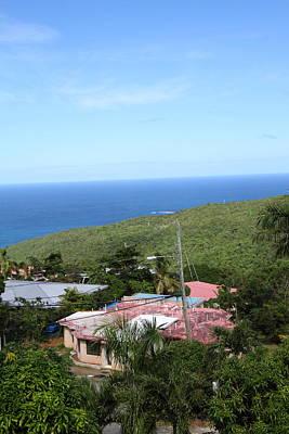 Saint Photograph - Caribbean Cruise - St Thomas - 1212161 by DC Photographer