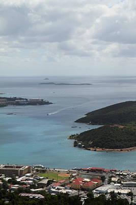 Caribbean Cruise - St Thomas - 1212204 Art Print