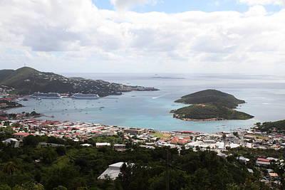Thomas Photograph - Caribbean Cruise - St Thomas - 1212207 by DC Photographer