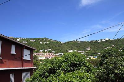 Saint Photograph - Caribbean Cruise - St Thomas - 1212289 by DC Photographer