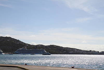 Caribbean Cruise - St Thomas - 121248 Art Print by DC Photographer