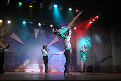 Photograph - Caribbean Dancers by Mustafa Abdullah