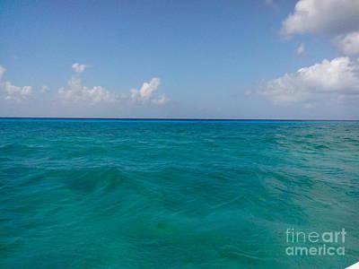 Old Masters - Caribbean Sea by Isary Taveras