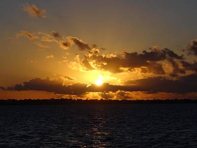 Photograph - Caribbean Sunset by Keith Stokes