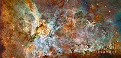 Photograph - Carina Nebula Ngc 3372 by Science Source