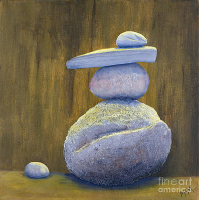 Painting - Carins 1 Balance by Garry McMichael