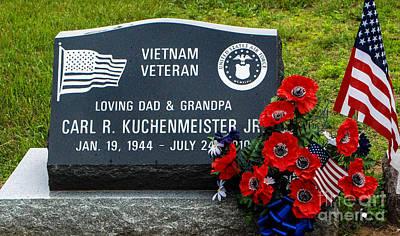 Photograph - Carl R. Kuchenmeister Jr. by Grace Grogan