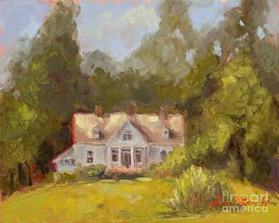 Carl Sandberg Home Original