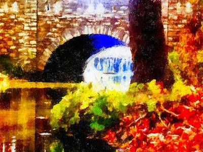 Painting - Carleton Fall by Jared Johnson