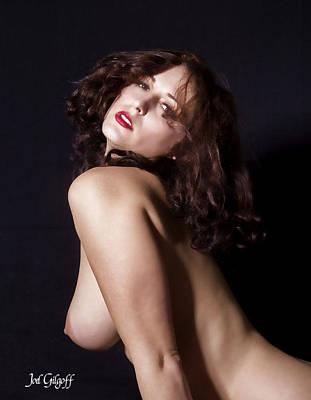 Photograph - Carlotta 3 by Joel Gilgoff