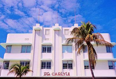 Photograph - Carlyle Deco by Benjamin Yeager