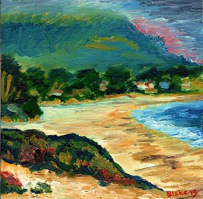Carmel By The Sea Painting - Carmel-by-the-sea by Blake Grigorian