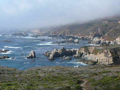Photograph - Carmel Coast by Duwayne Williams