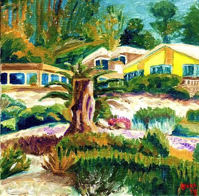 Carmel Dunes Art Print