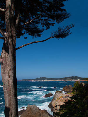Photograph - Carmel Highlands by Derek Dean