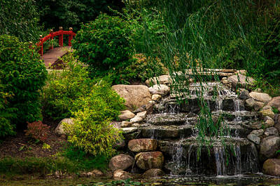 Carmel Indiana Civic Park Art Print