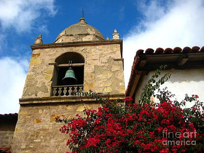 Photograph - Carmel Mission 3 by Theresa Ramos-DuVon