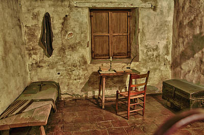 Photograph - Carmel Mission California 1 by Ron White