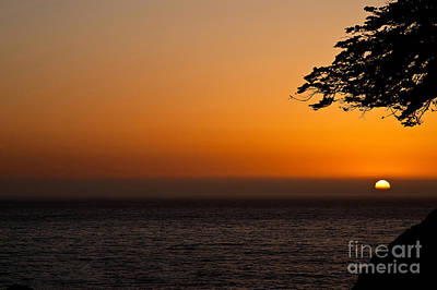 Photograph - Carmel Sunset by Eric Wiles