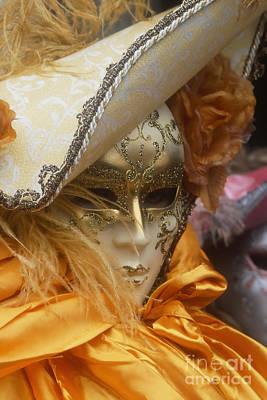 Carnevale Di Venezia 108 Art Print
