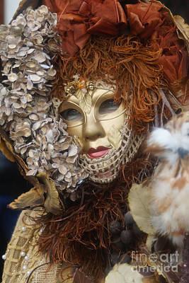 Carnevale Di Venezia 130 Art Print