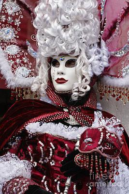 Photograph - Carnevale Di Venezia 2 by Rudi Prott