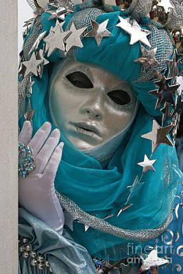 Photograph - Carnevale Di Venezia 4 by Rudi Prott