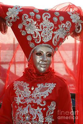 Photograph - Carnevale Di Venezia 66 by Rudi Prott