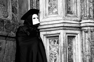 Photograph - Carnival Casanova by John Rizzuto