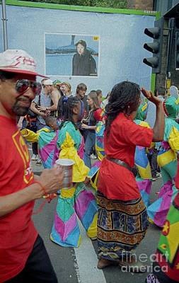 Digital Photograph - Carnival Dancing by Richard Morris