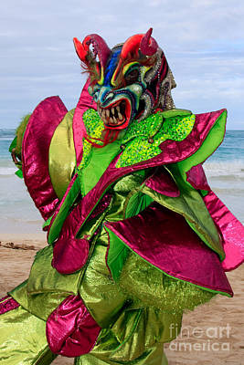 Photograph - Carnival On The Beach by Karen Lee Ensley