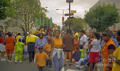 Photograph - Carnival Outdoor Celebrations Social Occasion  by Richard Morris