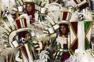 Photograph - Carnival Rio De Janeiro 15 by Bob Christopher