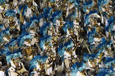 Photograph - Carnival Rio De Janeiro 18 by Bob Christopher