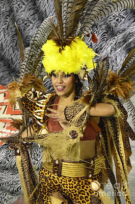 Photograph - Samba Beauty 2 by Bob Christopher