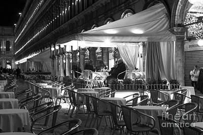 Photograph - Carnival Watchers At Night by John Rizzuto