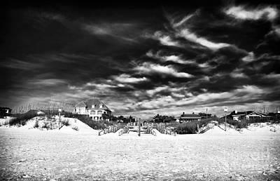 Photograph - Carolina Beach Living by John Rizzuto