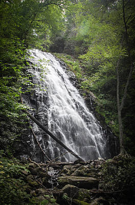 Photograph - Carolina Falls by Dave Hall