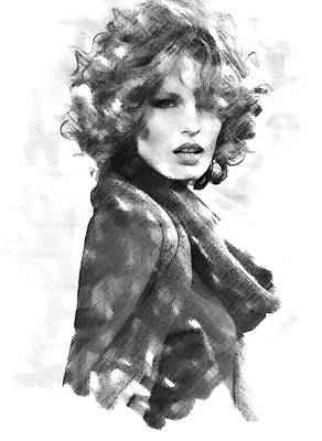 Caroline Winberg Art Print