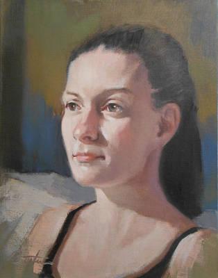 Carolyn Original by Todd Baxter