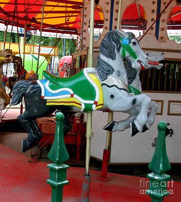 Carousel Horses Original